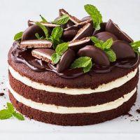 Mint Slice Cake